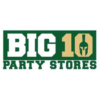 Big Ten Party Stores on Twitter \