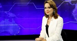 """Rachel Sheherazade vai continuar apenas no """"SBT Brasil"""" (Divulgação/SBT)"""