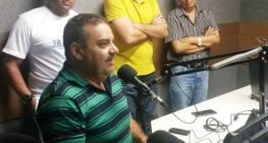 Totó Ribeiro concedeu entrevista a Rádio Correio do Vale