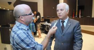 Presidente do Tribunal de Justiça da Paraíba (TJPB), Marcos Cavalcanti