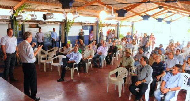Ricardo fez visita a Usina Japungu, em Santa Rita