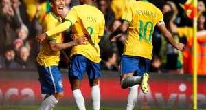 Brasil vence Chile por 1 a 0 em jogo difícil e cheio de faltas