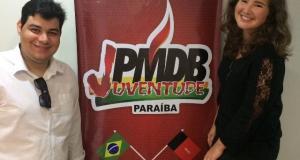 Apenas uma chapa concorreu, na Convenção Estadual da Juventude do PMDB paraibano