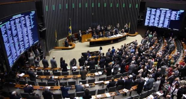 Sessão plenária da Câmara dos Deputados para análise e discussão da Reforma PolíticaLaycer Tomaz / Câmara dos Deputados