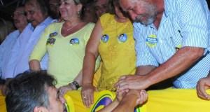 Ex-prefeito Sergio Lima (PSDB) teve encontro com senador Cássio Cunha Lima