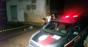 Jovem acusado de praticar arrastões é morto a tiros em Mamanguape