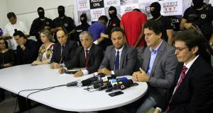 Suspeito de estupros em PE estava desarmado, diz polícia da Paraíba