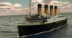 Com 269 metros de comprimento e 45 metros de largura, a nova embarcação será um pouco mais larga.