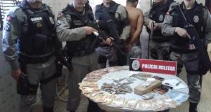 Antonio Eugênio, conhecido por 'Fil', acusado de ser um dos chefes do tráfico de drogas em Rio Tinto, no Litoral Norte paraibano.