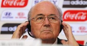 Para a Coca-Cola, Fifa só vai ter credibilidade novamente se Blatter se afastar da presidência.