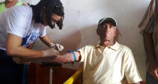 Secretaria de saúde realizou cerca de 80 exames de PSA
