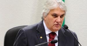 Senador Delcídio Amaral (PT-RS)