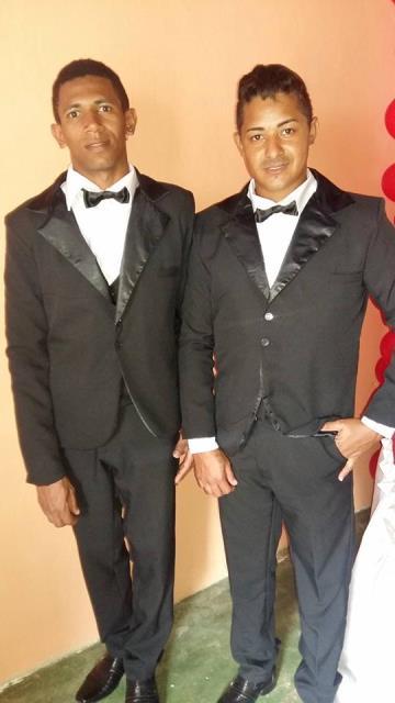 Erinaldo do Santos Pereira Duarte, 25, e Paulo André da Silva Duarte, 22.