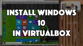 Install Windows 10 in VirtualBox - PC-Addicts.com