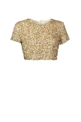 Gold Dust Top