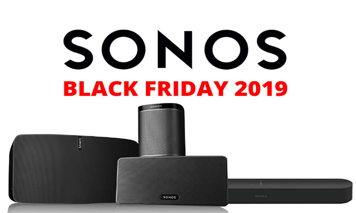 Sonos Black Friday Vs Cyber Monday Angebote 2019 Hier Gibt S Den Bestpreis Pc Magazin