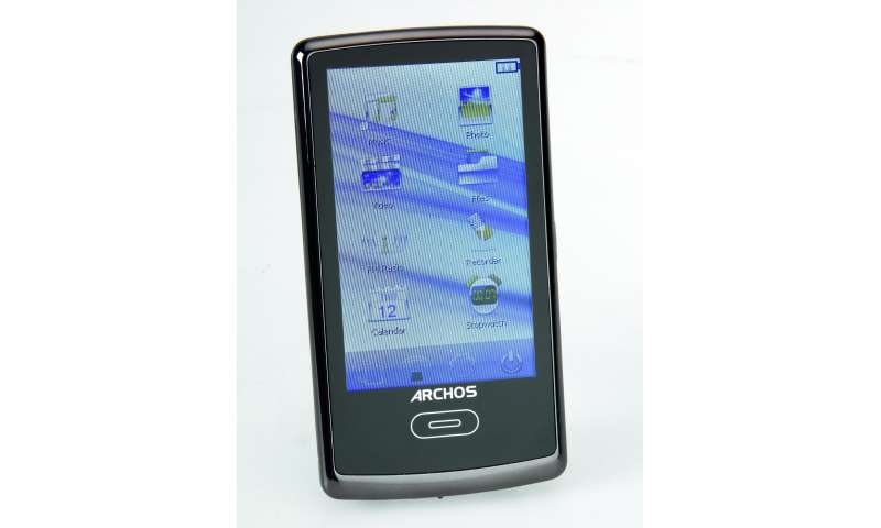 Archos Mp3 Test: Mp3-player Archos 3 Vision - Pc Magazin