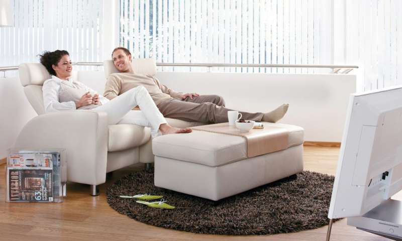 Sessel Stressless Medienmöbel: Stressless Arion - Das Heimkino-sofa - Pc Magazin