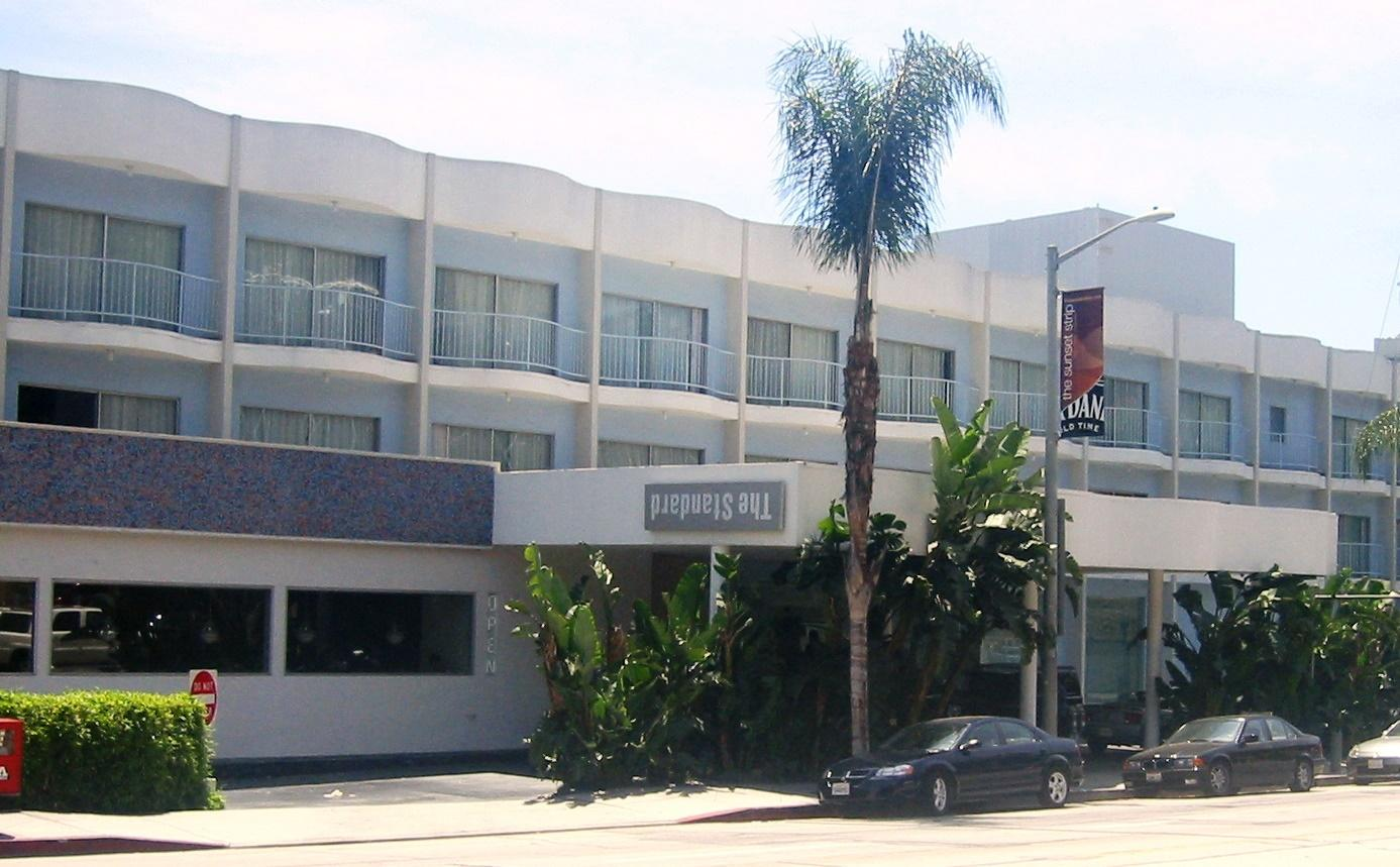 Hollywood Motel Pcad Thunderbird Motel West Hollywood Ca