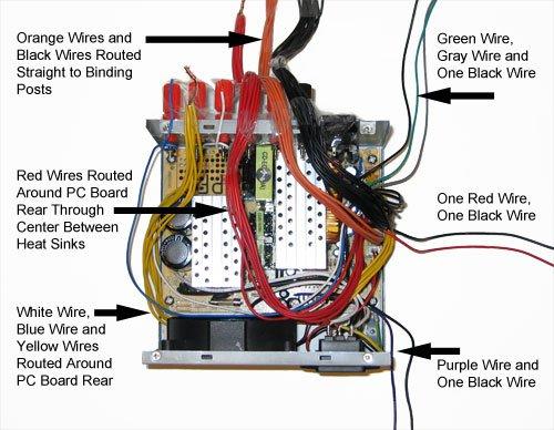 Computer Power Supply Wiring Online Wiring Diagram