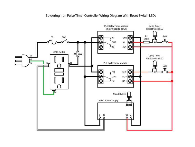 Iron Wire Diagram Wiring Diagram