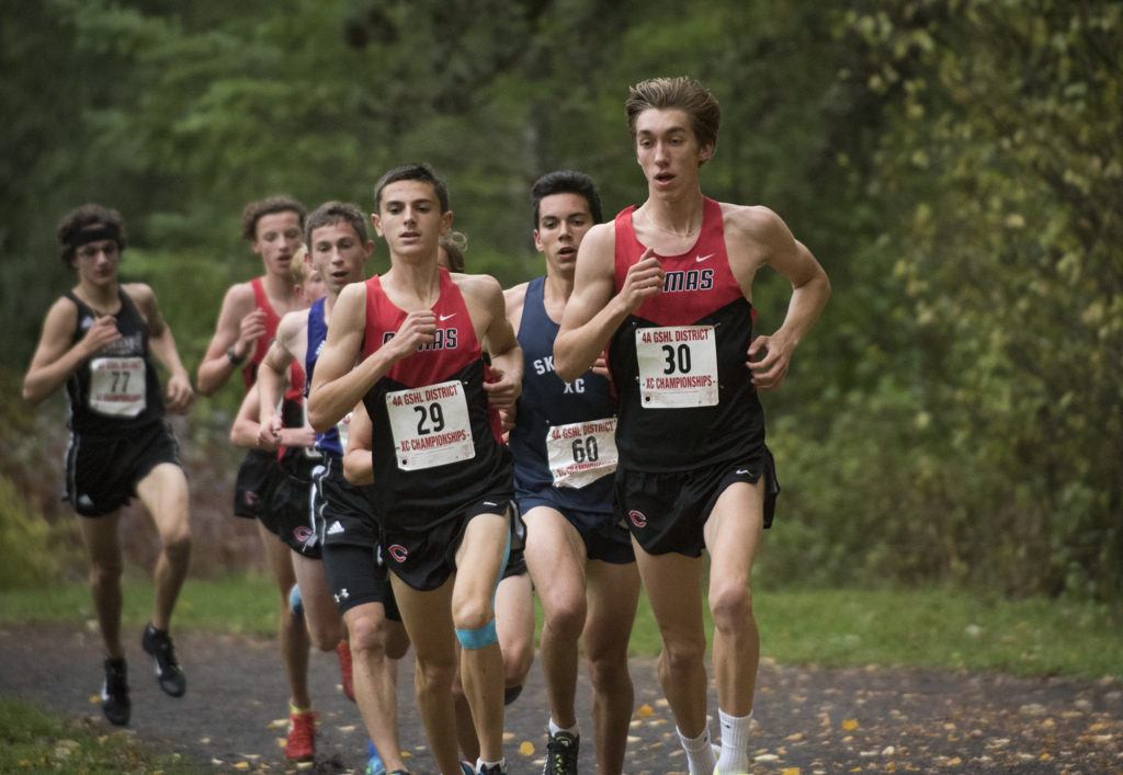 Future is now for Maton, Camas boys cross country The Columbian