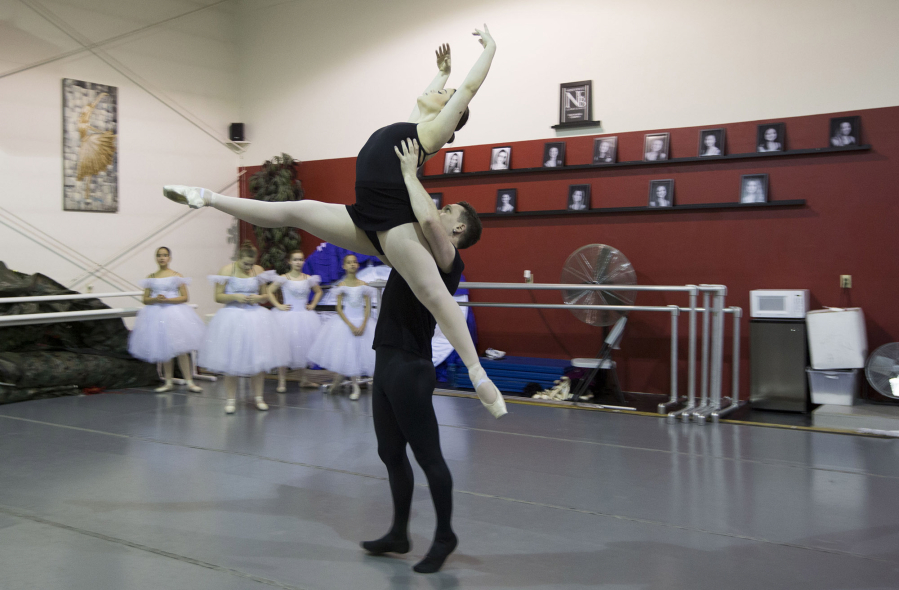 Holiday dance performances in Clark County cover spectrum The