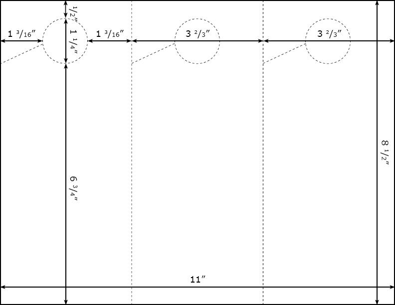 door hanger templates for publisher