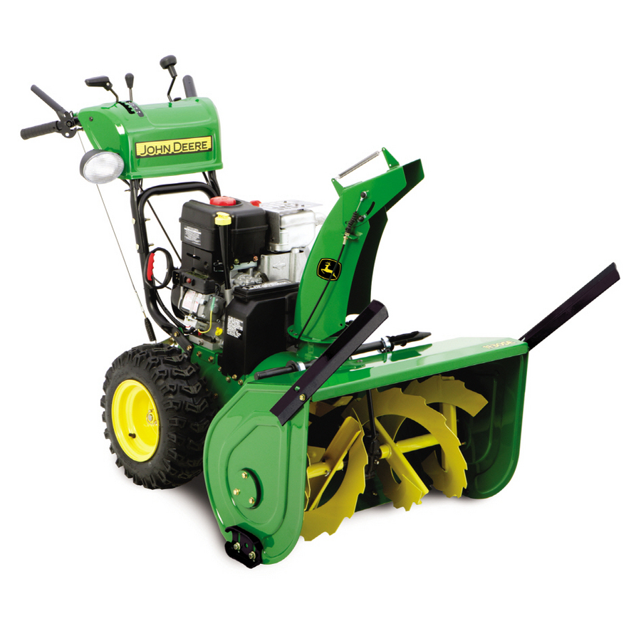 Used Snow Blowers John Deere 28 Snow Thrower John Deere Snow Blowers John Deere