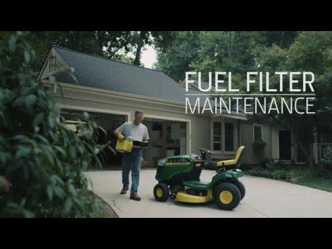 John Deere D100 Fuel Filter John Deere Fuel System John Deere
