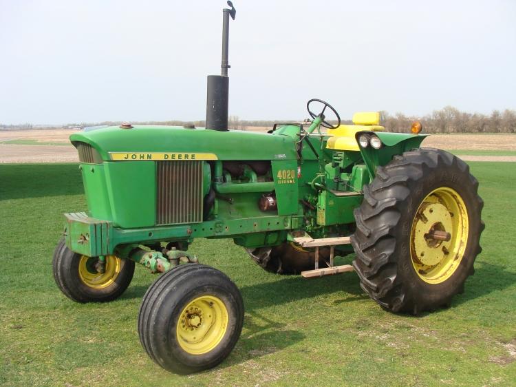 John Deere 4020 Tractor More John Deere Tractors More John Deere