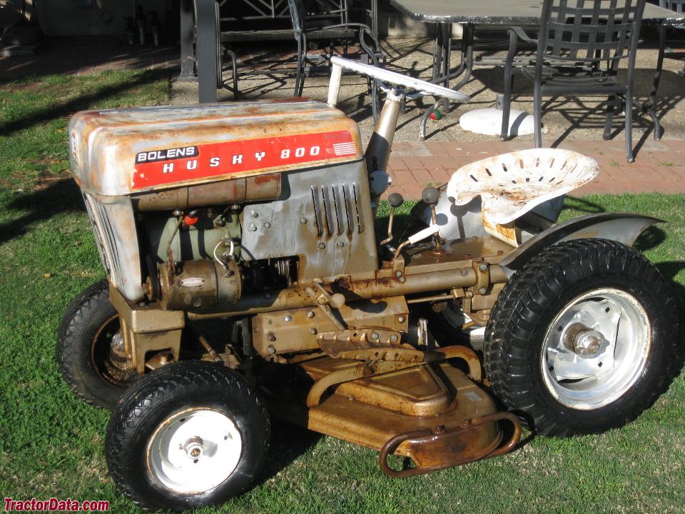 Bolens 800 Lawn Tractor Bolens Lawn Tractors Bolens Lawn Tractors