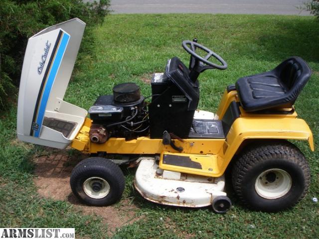 Cub Cadet 1105 Lawn Tractor Cub Cadet Lawn Tractors Cub Cadet