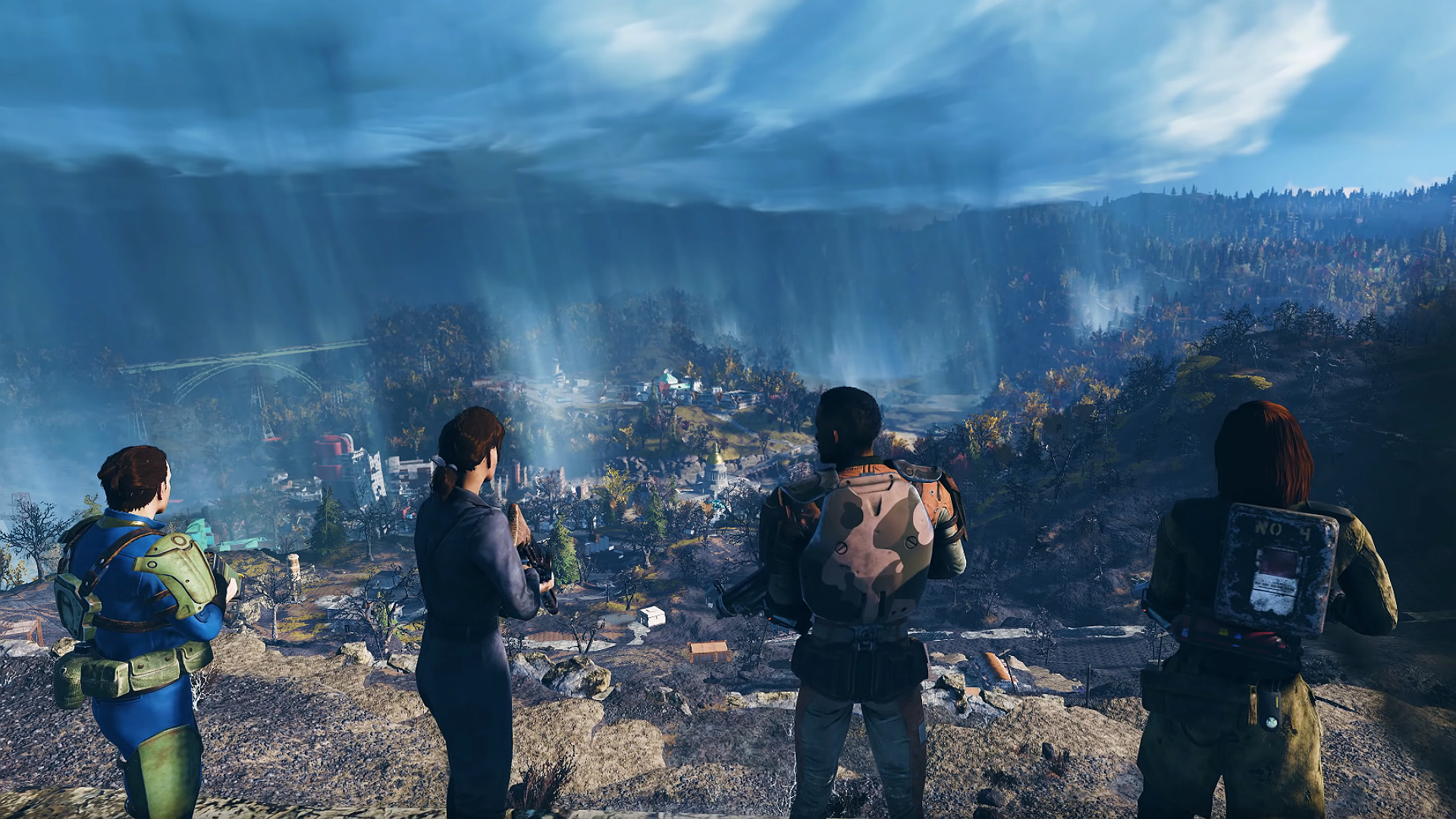 Fallout 76 Fallout 76 Release Date And Multiplayer News All The Latest
