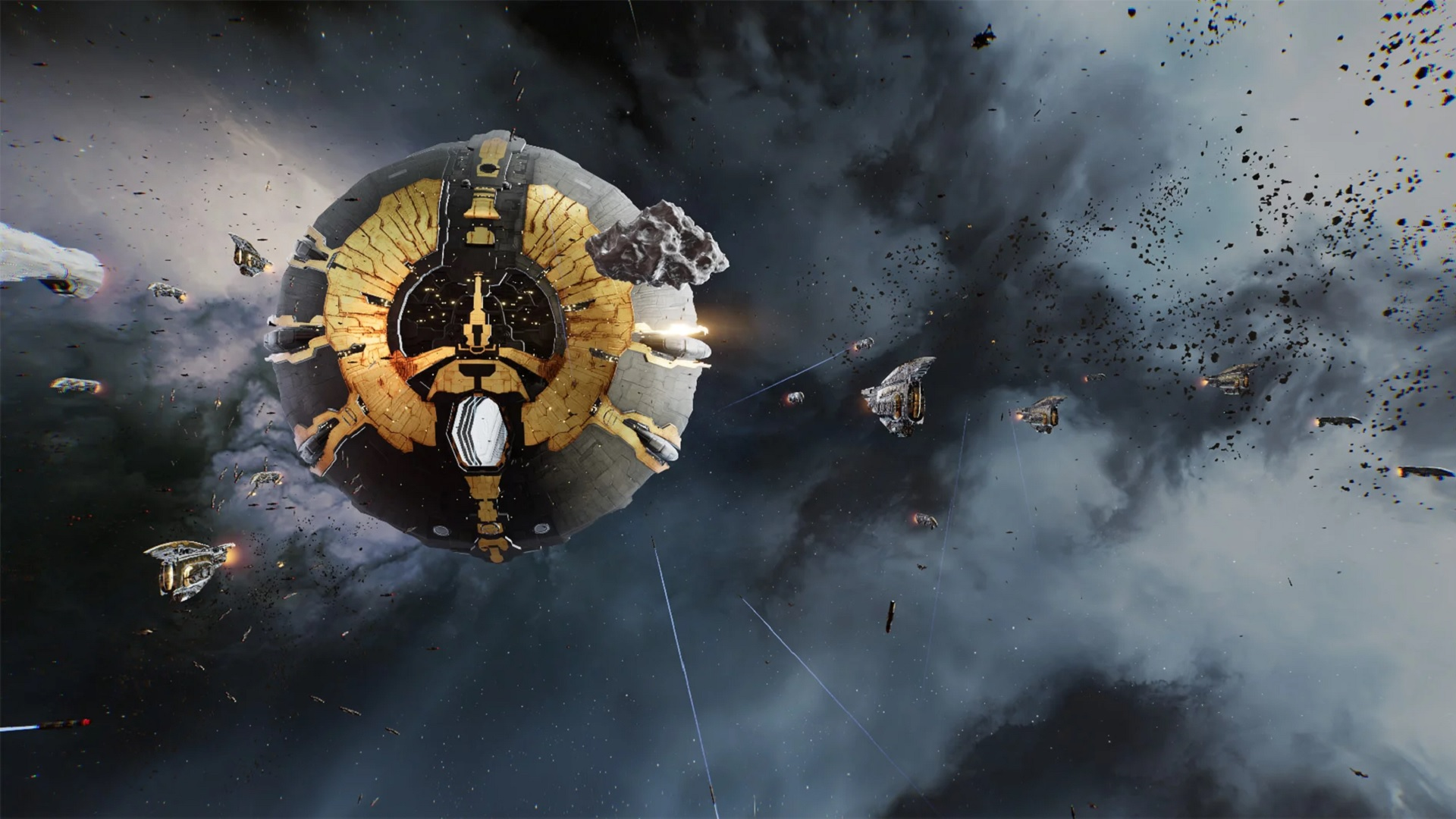 "Finbogason Eve Online Is Getting Directx 12 And ""some Pretty Serious"