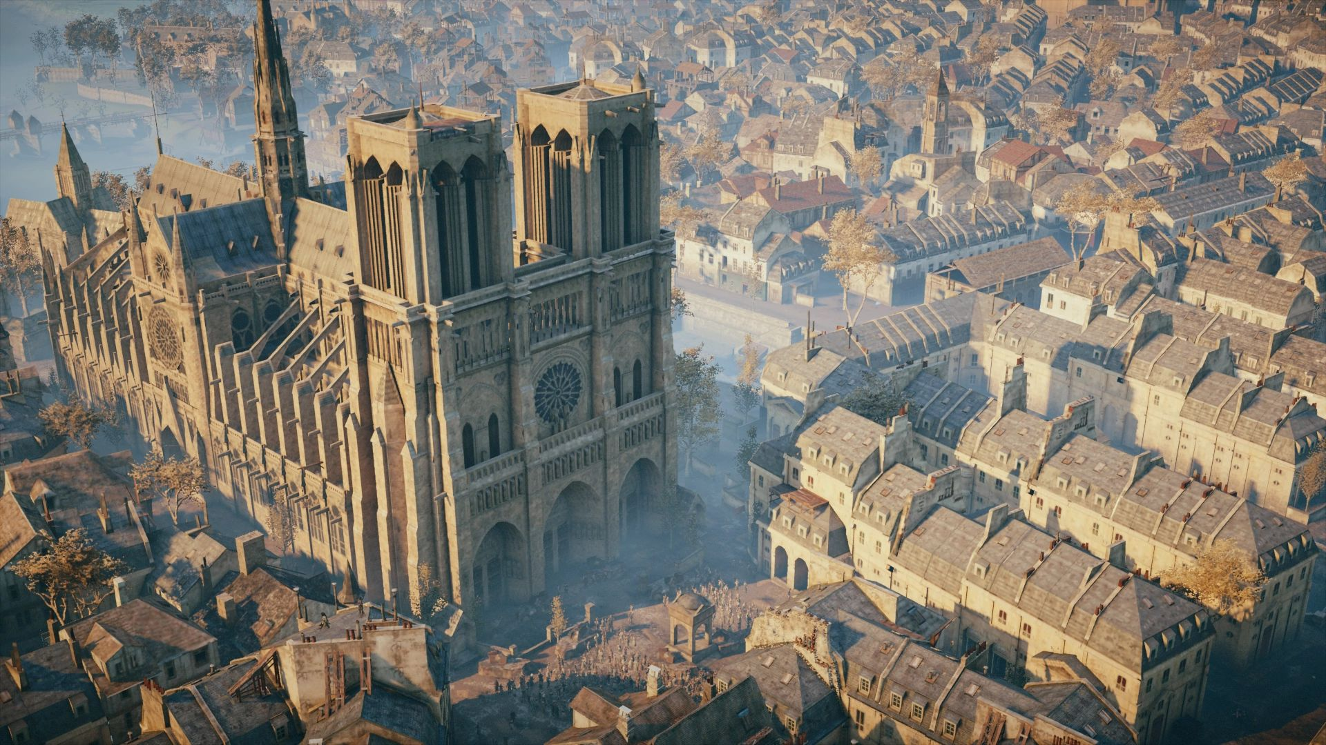 Pc Interieur Assassin's Creed Unity Is Getting Positive Review-bombed