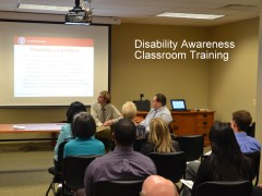 Disability Awareness Classroom Training