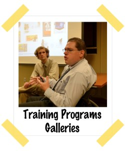 Training Programs Gallery