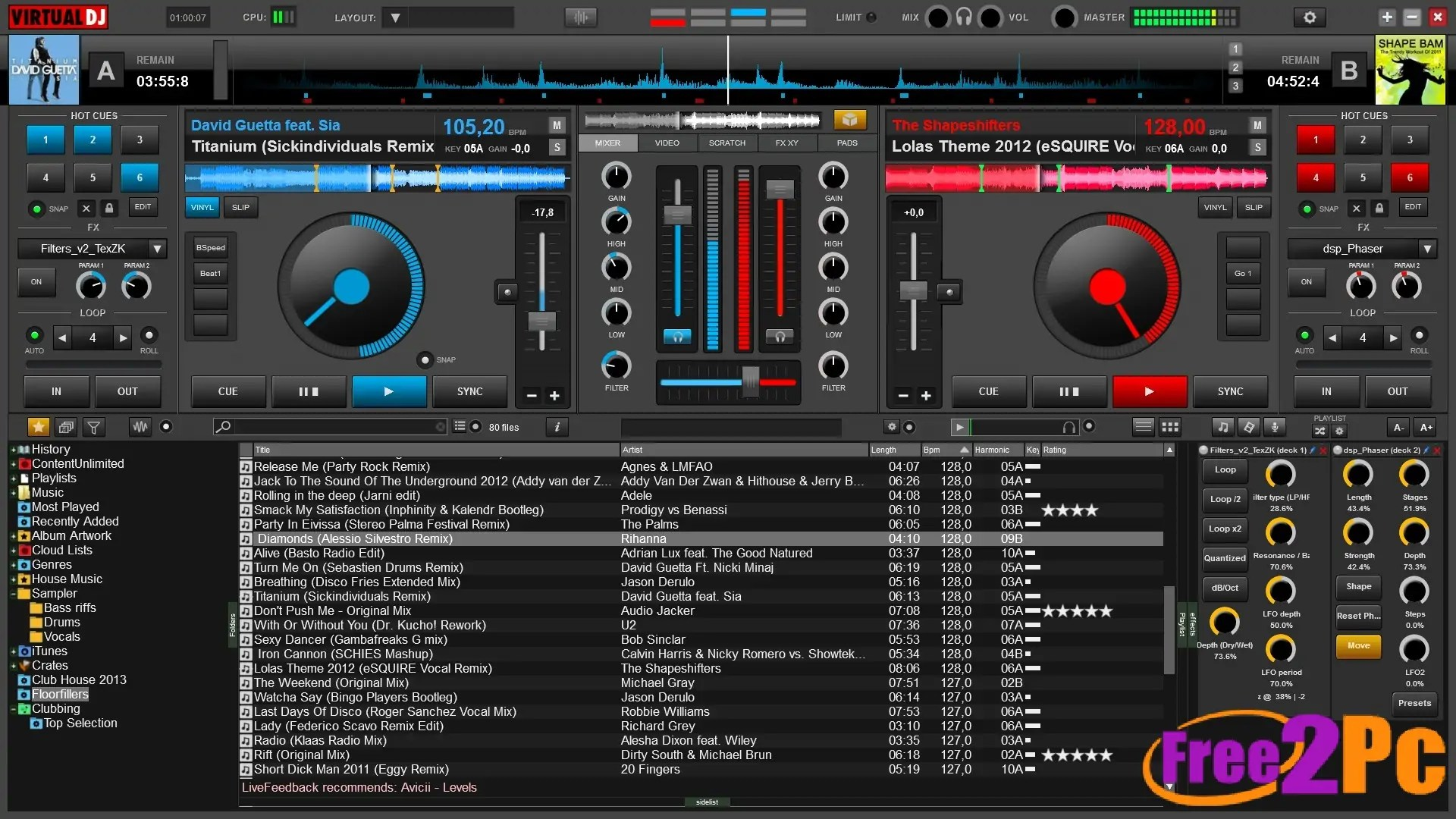 Mesa De Mezclas Dj Para Pc Virtualdj 8 Pro Crack Free Download Full Version 2016