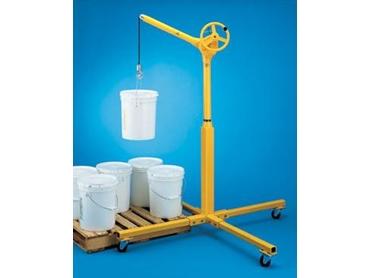King Materials Handling Supplies Sky Hook Manual Lifting
