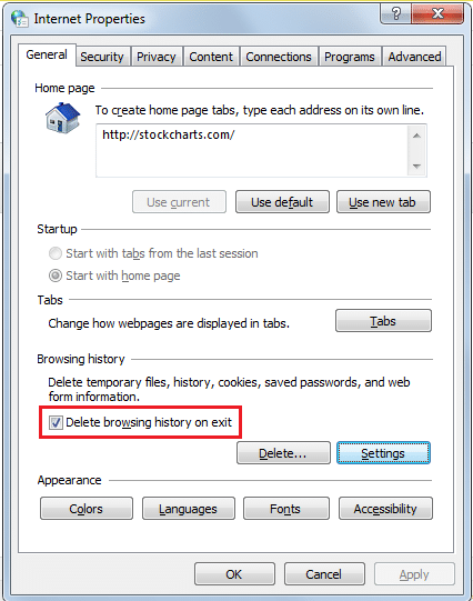 WebDataSettings Guide to Speed Up Internet Explorer