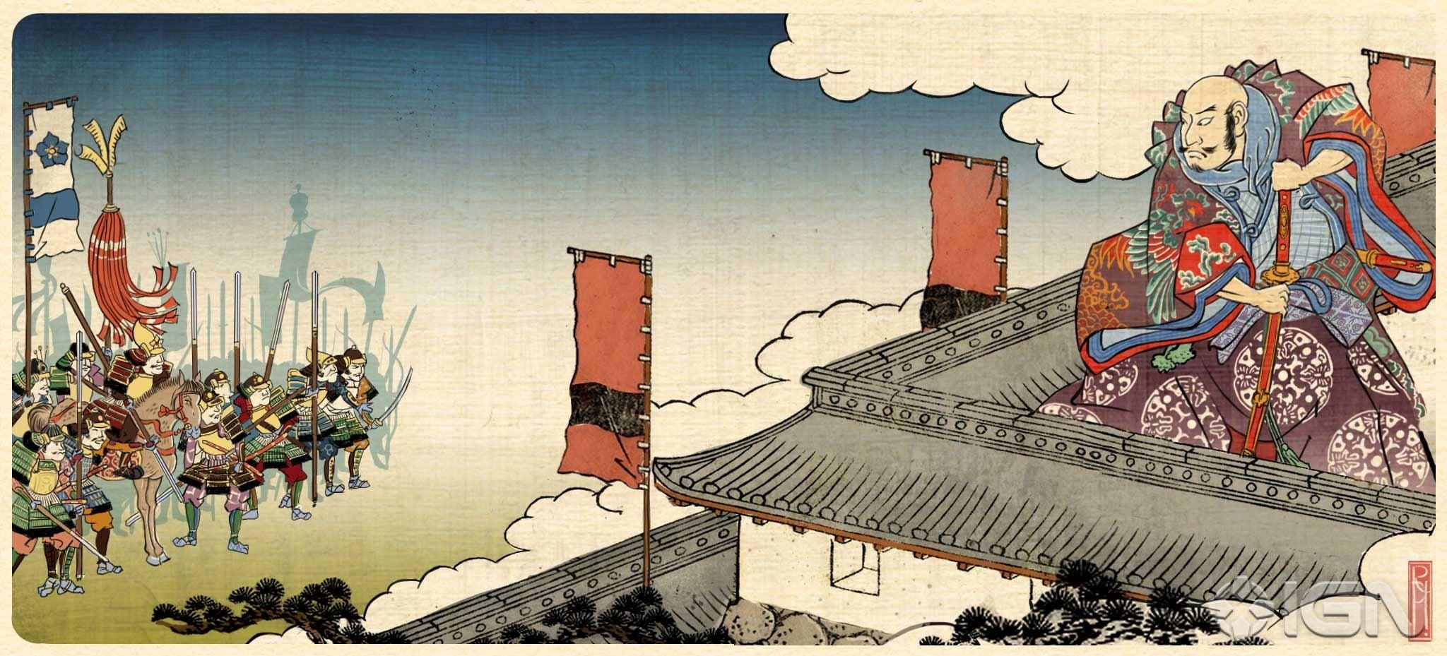 Total War Shogun 2 Fall Of The Samurai Wallpaper Total War Shogun 2 Rise Of The Samurai Dlc Out 27 09