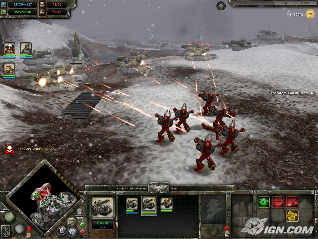 Warhammer 40000 dawn of war winter assault. Форум по игре, 50 9 высокой ск