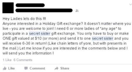 Secret-sister-Facebook