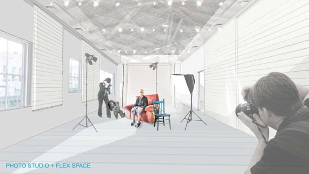 Daylight Studio and Classroom