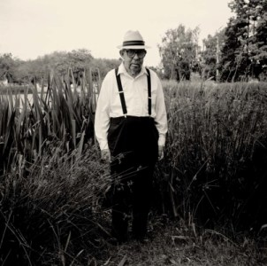 Gary Grenell, Curly Williams in the Grasses, 1996