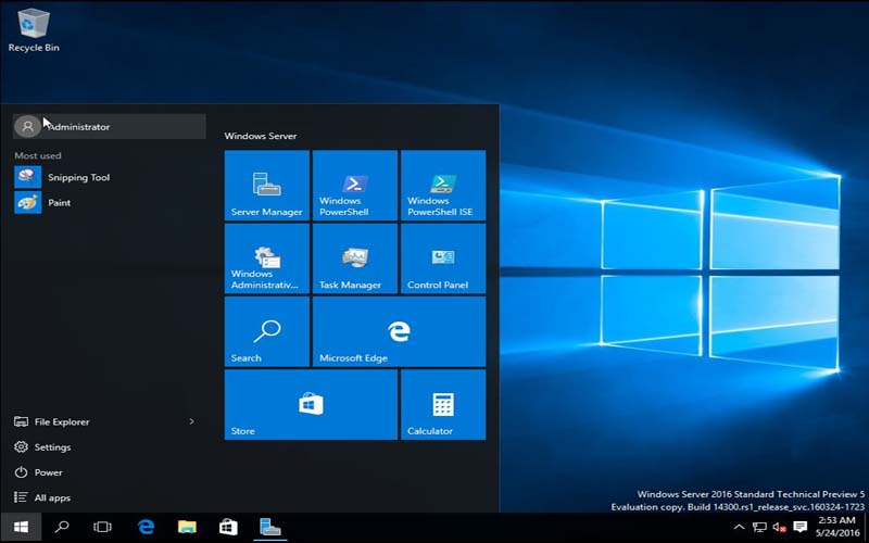 Windows Server 2016 ISO download PCRIVER
