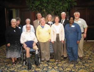 PCRTA Members at the Canton Meeting