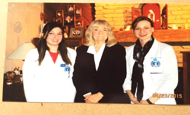 Jacklyn HIlls, Kay Wise & Katerine Knudsen