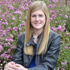 Kristen Reilh, 2014 Scholarship Winner